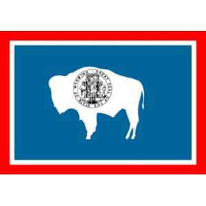Drapeau du WYOMING