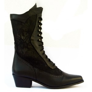 Bottes CATHEDRALE BLACK